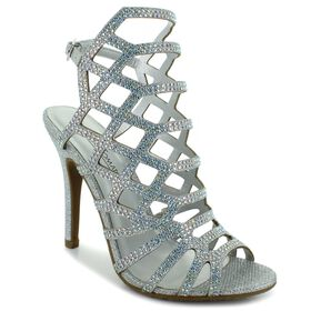 0c27231636fc9 Hot Tomato® Harlow, Silver/GLITTER, hi-res QuickView. Women's