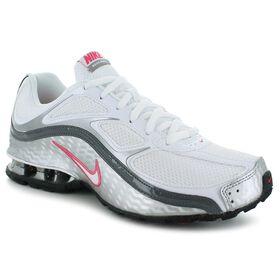 promo code e7ebb eb7ea Nike Reax Run 5, White Silver Pink, hi-res