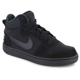 Nike Court Borough, Black, hi-res
