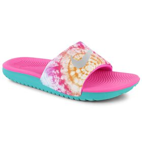 online store 9984d 43db9 Nike Kawa Slide, Multi-Color Pink, hi-res