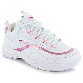 5fabdd047 Fila Ray, White/Pink/Iridescent, hi-res