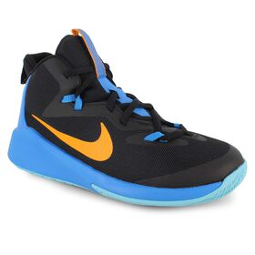 5010640a58 Nike Future Court, Black/Orange/Blue, hi-res