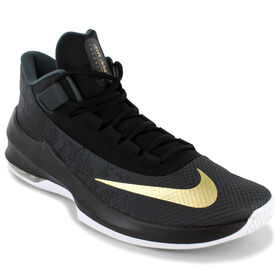 size 40 7ae2e 452a4 Nike Air Max Infuriate 2 Mid, Black Gray Gold, hi-res