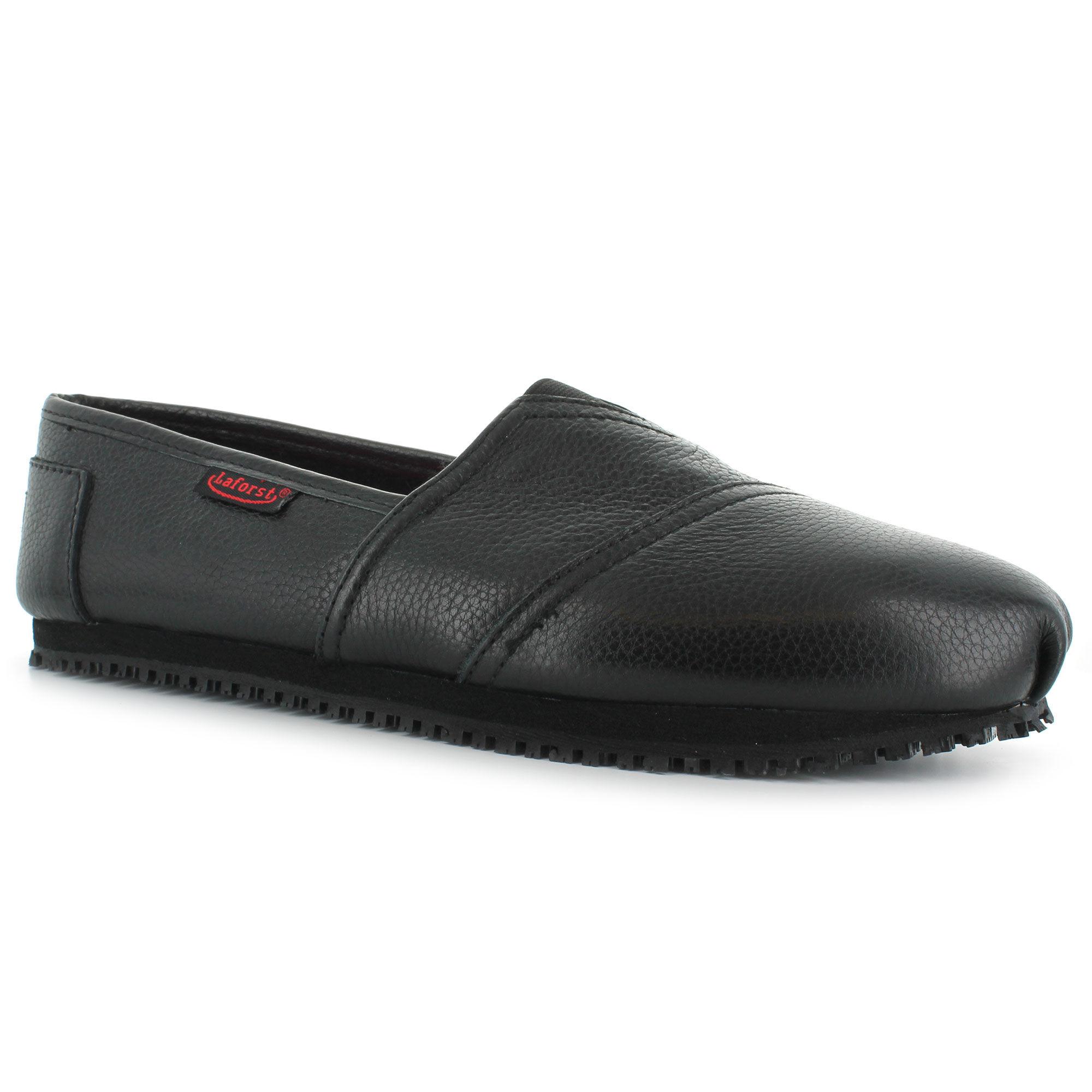 Women's Slip-Resistant Work Shoes