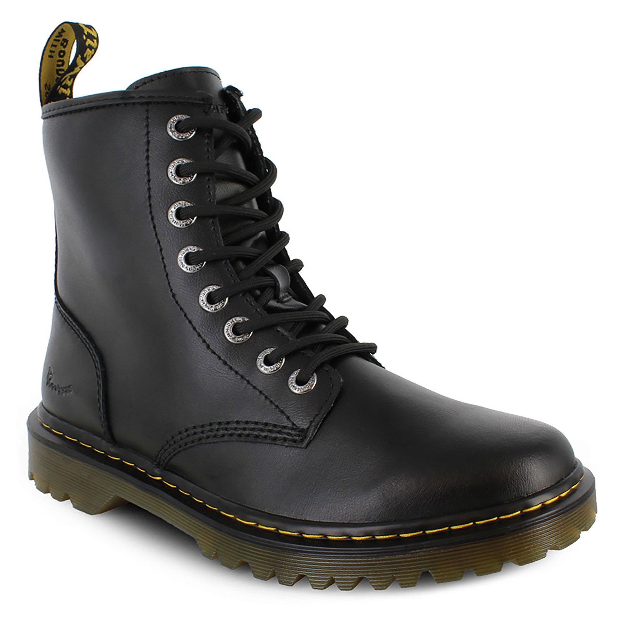 doc martens steel toe cap shoes