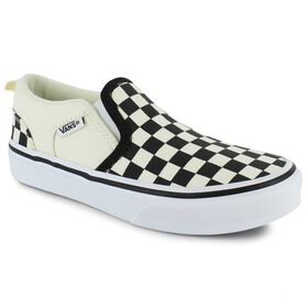 d01634e4b8ce0 Vans® Asher Checkers