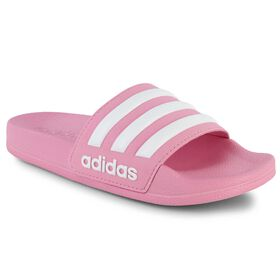 best sneakers 9feed f138b Shower Slides, Pink White, hi-res