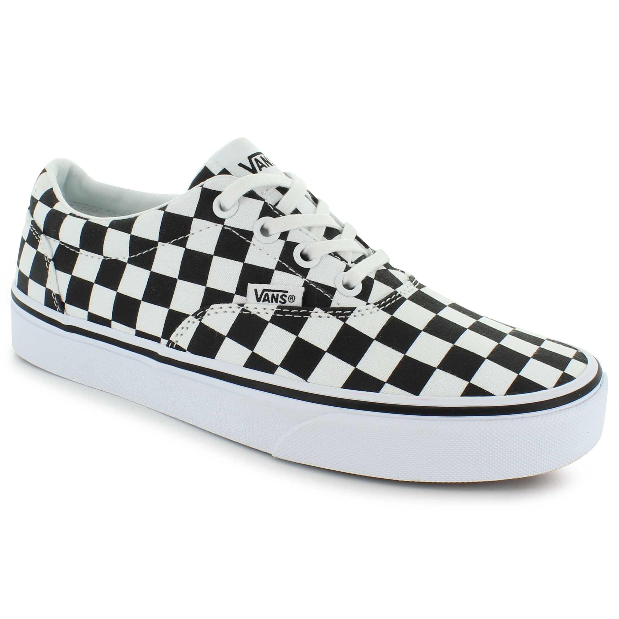 vans checkboard