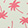 Palms® Sunny, White/Pink, swatch