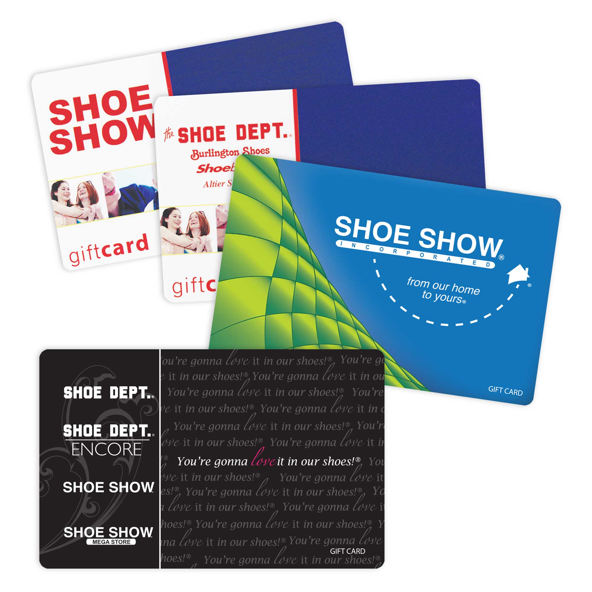 Gift Card   SHOE SHOW MEGA