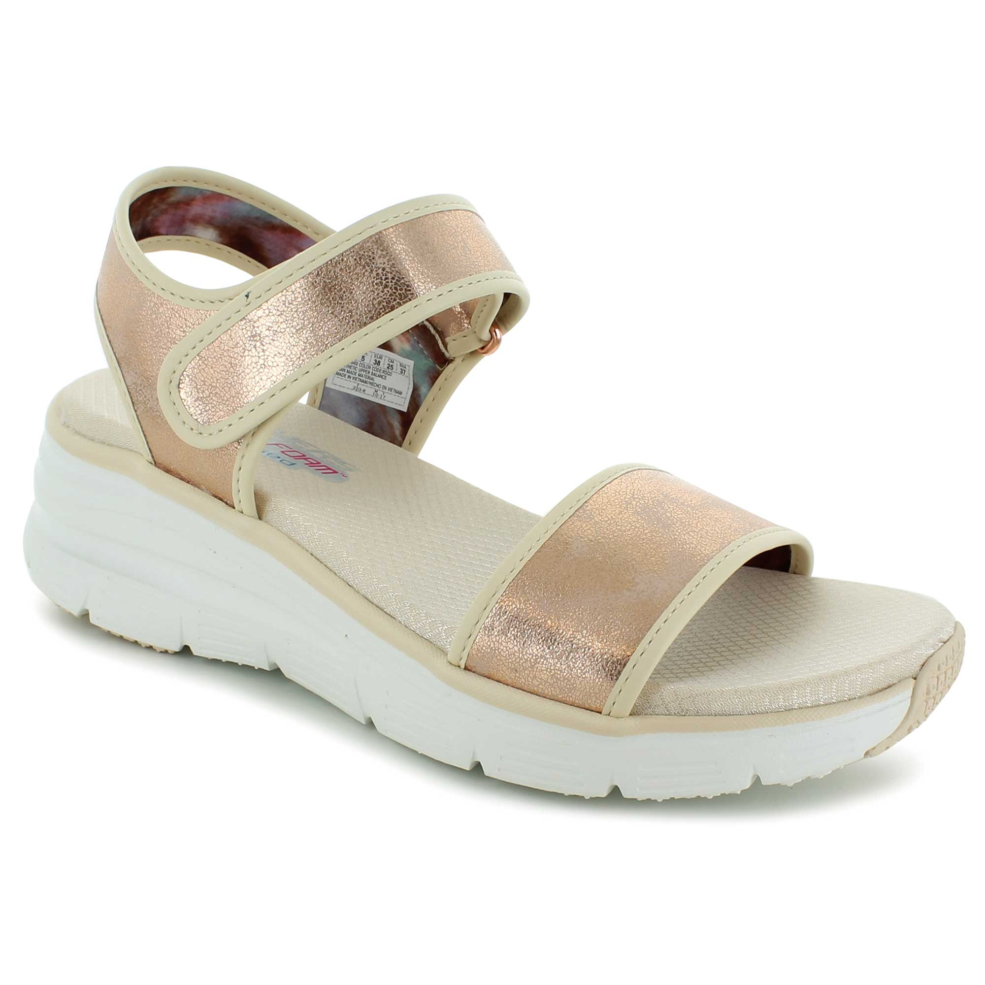 ee62f1fbf3198 Skechers® Wedge Appeal - Brush Off 31649