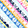 Wallet & Wristlet Lily Bloom Zig-Zag Print Liza Travel Wallet, Light Blue/Orange/Multi-Color, swatch
